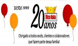 Vinte anos da Empresa RICA NATA