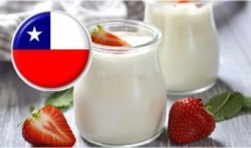Chile: Exportaciones de yogur aumentaron en 80% los primeros siete meses de 2019
