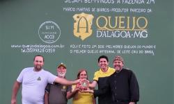 Queijo Alagoa Fumacê estreia com ouro no Mundial do Queijo em Araxá