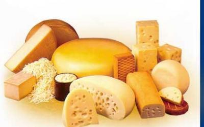 Queijos puxam queda do mercado de lácteos no PR