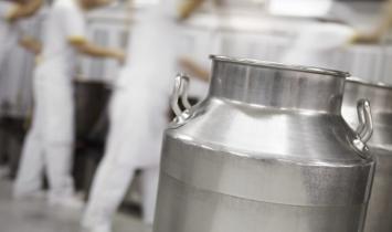 Aquisição de leite é a maior em duas décadas
