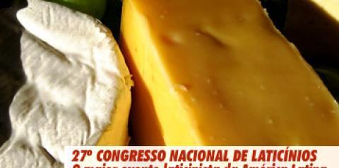 27º Congresso Nacional de Laticínios