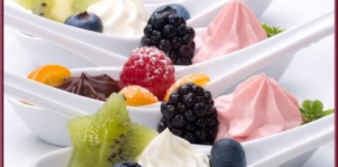 Frozen Yogurt - Uma delícia gelada