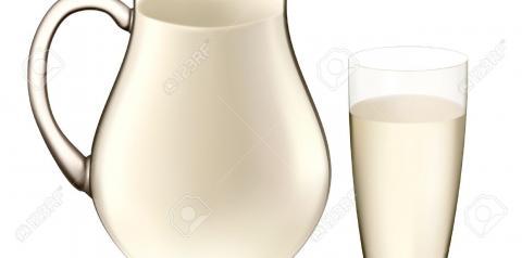 Advertencia sobre bebidas alternativas a la leche