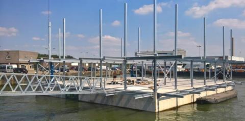 ¿Cómo es la primera granja flotante del mundo?