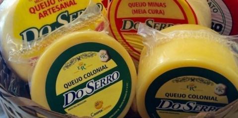 Queijo do Serro ganha marca própria que garante qualidade