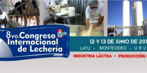 Oitavo Congreso de Lecheria - Montevideo 2019