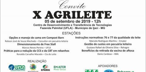 10ª Agrileite será realizado na Fazenda Palmital, diz Ufla