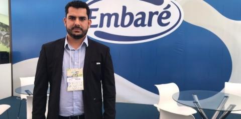 Embaré lança programa de assistência técnica e gerencial aos fornecedores de leite da Camponesa