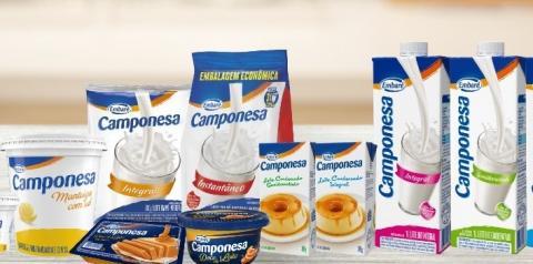 Camponesa lança novas embalagens
