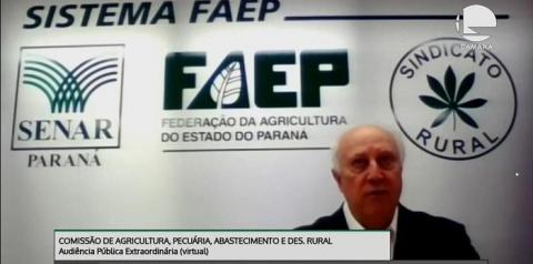 CNA debate importação de leite do Mercosul em audiência na Câmara