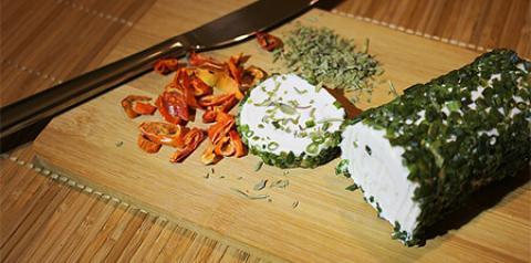 A fabricação de queijos de cabra na fazenda