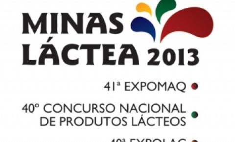 O maior evento laticinista da América Latina agora é Minas Láctea.