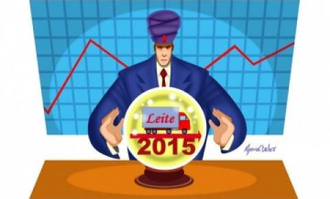 Perspectivas para a cadeia láctea em 2015