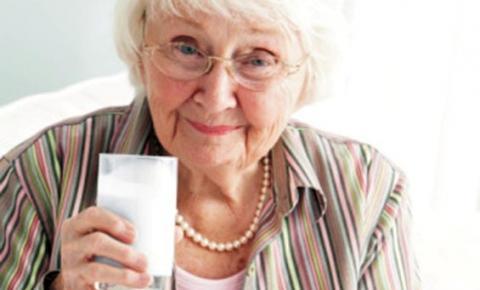 Caracterização do consumo de leite em idosos