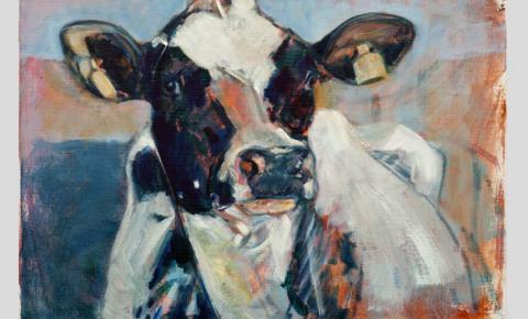 Marleen Felius - Ciência e arte retratando a história dos bovinos no mundo