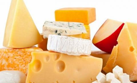 Queijos - Alimento nobre e saudável