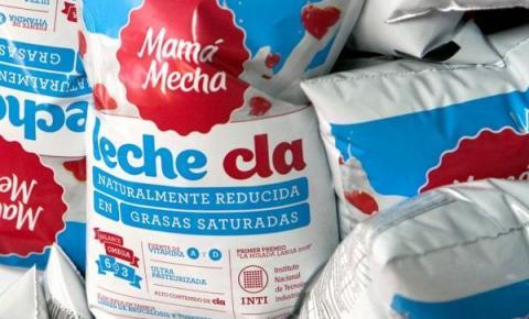 Primera Pyme Argentina en producir lácteos funcionales de origen natural