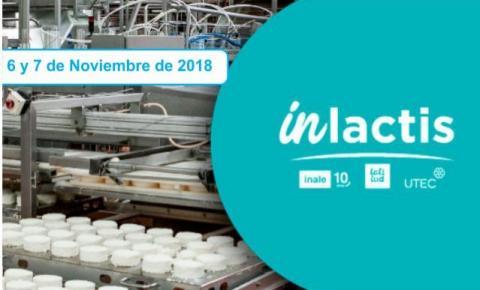 INLACTIS 2018 se llevará a cabo este 6 y 7 de noviembre