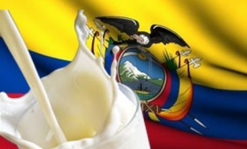 El litro de leche se paga a $ 0,42 a los productores del Ecuador