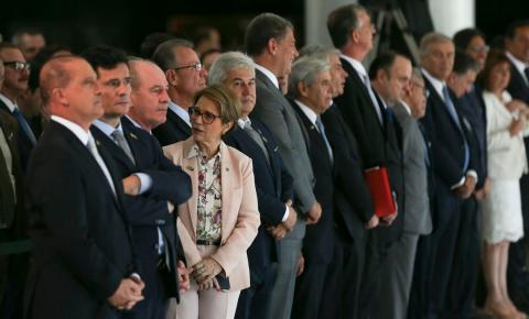 Reunião com argentinos tratou de um novo olhar sobre o Mercosul, diz Ministra Tereza Cristina