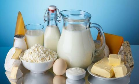Puxadas pelo leite em pó desnatado, importações aumentam no Brasil