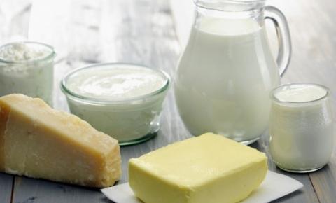 Importações de lácteos aumentaram no primeiro trimestre de 2019