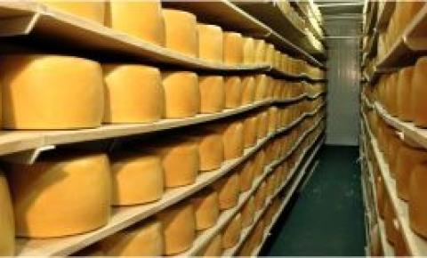 Comercio mundial de quesos