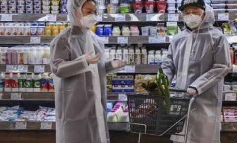 El coronavirus interrumpe la cadena de suministros lácteos en China