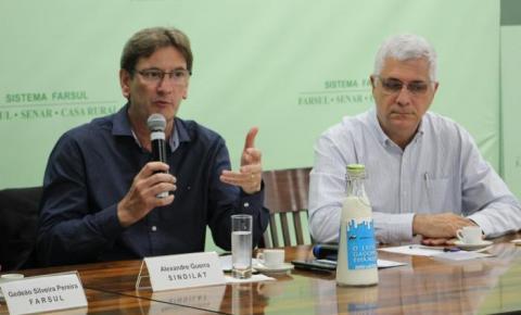 Aliança Láctea define sugestões para sanidade animal e fiscalização no Rio Grande do Sul