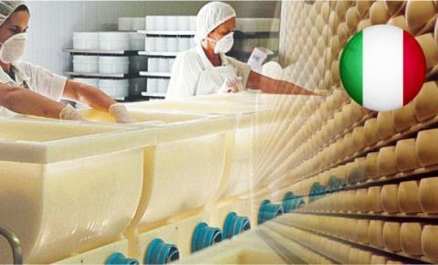 Italia: Que medidas toman las plantas lácteas