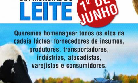 Dia Mundial do Leite, São Paulo busca melhorar a qualidade e agregar valor ao produto, diz SAA