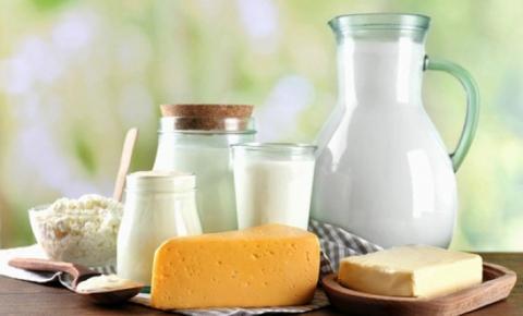 Cotações dos lácteos subiram no atacado em julho