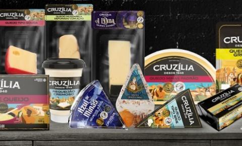 Cruzília reformula embalagens e marca
