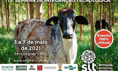 13ª Semana de Integração Tecnológica apresenta Cadeia Produtiva da Pecuária Mineira