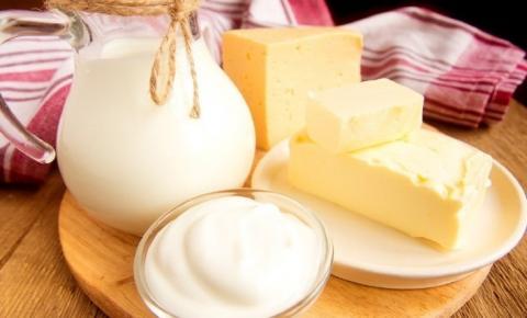 Altas nos preços dos lácteos no atacado e estabilidade no varejo