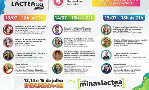 34ª Edição Congresso Nacional de Laticínios