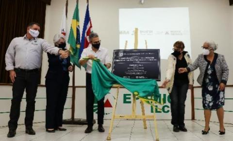Governador Romeu Zema inaugura sede da Emater-MG em Juiz de Fora - MG
