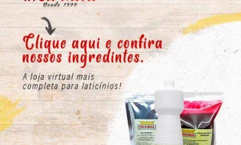Rica Nata - A loja virtual mais completa para laticínios