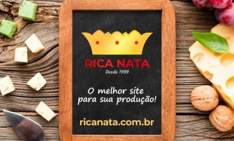 Empresa Rica Nata - Um completo comércio eletrônico para Laticínios