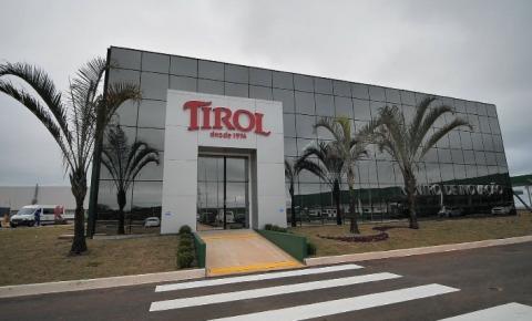 Tirol rompe fronteiras com investimento em fábrica no Paraná