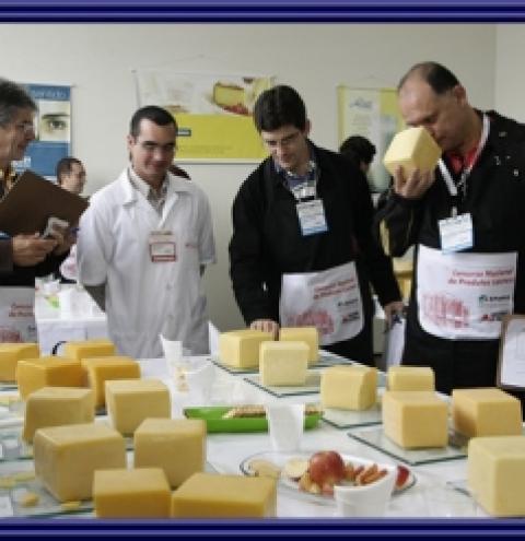 Vencedores do 38º Concurso Nacional de Produtos Lácteos - CNL 2011