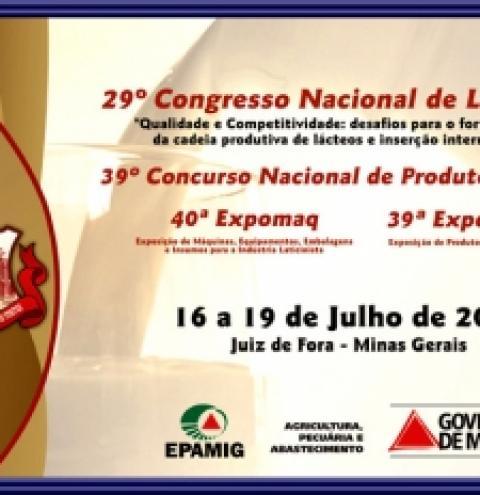 RICA NATA no 29º Congresso Nacional de Laticínios