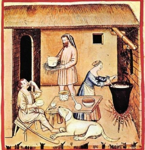 A História da Fabricação de Queijos no Mundo