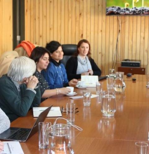 Liderado por Odepa, se reunió el Grupo de Sustentabilidad del Consejo Exportador Agroalimentario